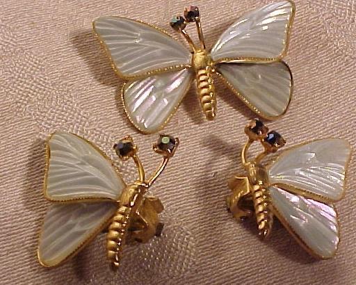 Stunning Austria Butterfly Set