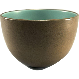 Heath Turquoise Serving Bowl