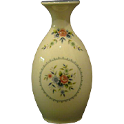 Wedgwood bone china Rosedale pattern bud vase