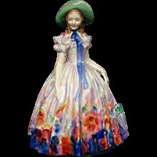 Royal Doulton figurine Easter Day HN2039 retired 1969