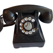 1940's Black Phone Western Electric