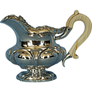 Mid-19th Century Russian 875 Fine Silver Milk Jug