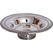 Vintage Rogers Sterling Silver Bowl 20th Century
