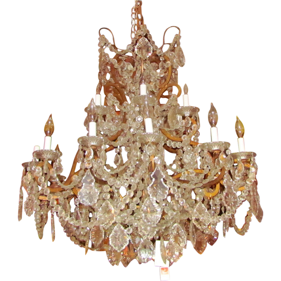 Crystal Prisms For Chandeliers