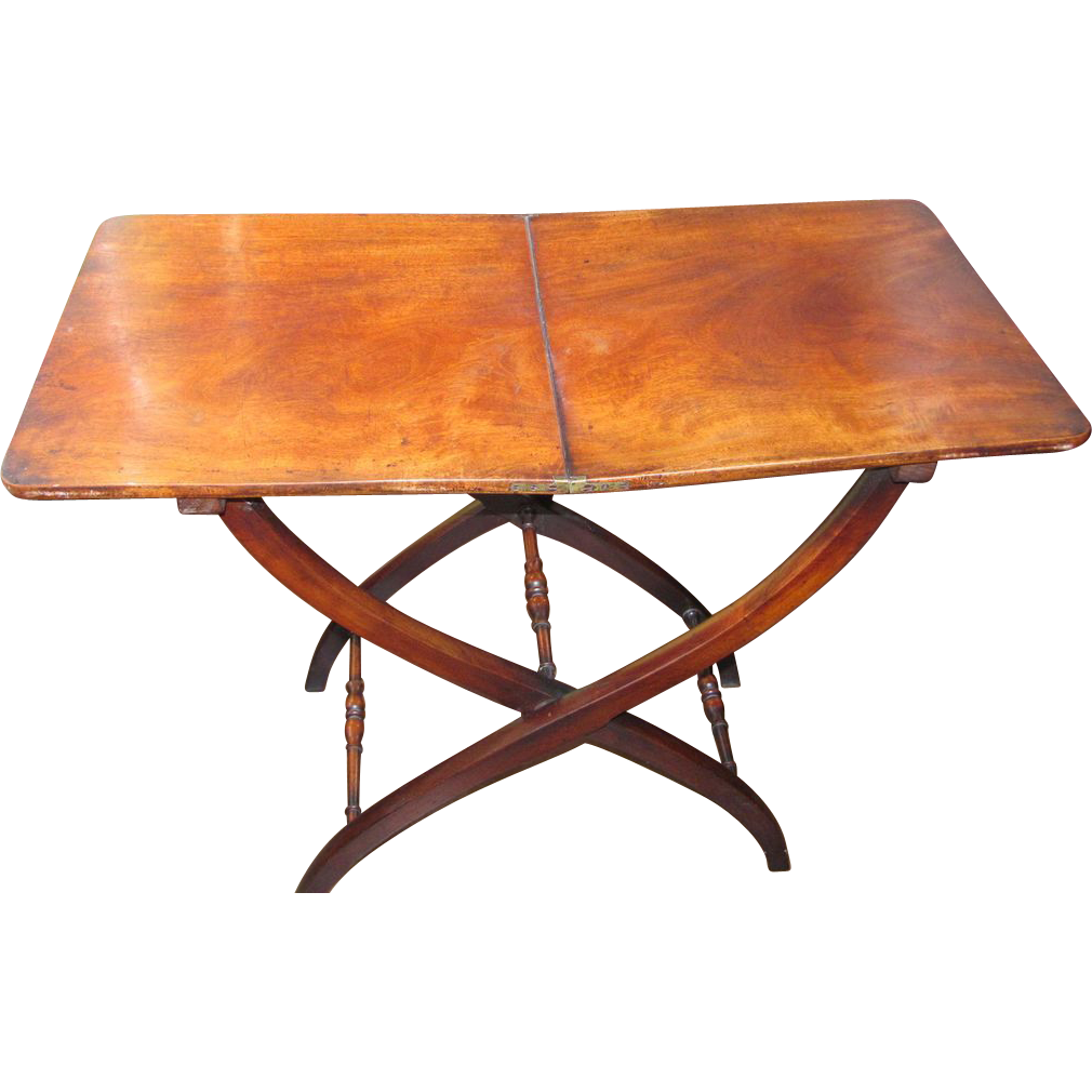 Antique English Mahogany Coaching Table Circa 1835 SOLD on  : ST191L from www.rubylane.com size 1010 x 1010 png 793kB