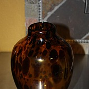 Lovely Vintage Glass Vase