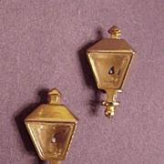 Vintage Lantern Scatter Pins