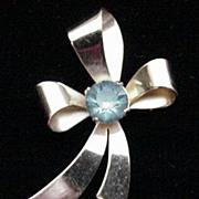 Coro Sterling Pin