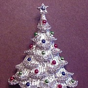 Gerrys Christmas Tree Pin