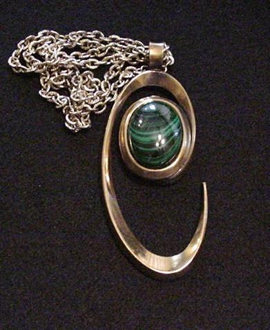 Mid Century Necklace