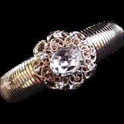 Coro Rhinestone Bracelet