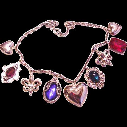 Vintage Victorian Style Necklace