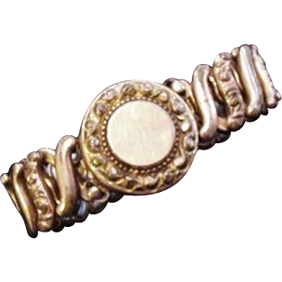 Victorian Revival Locket Bracelet