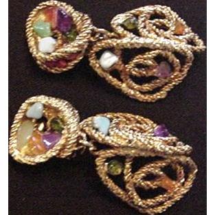 Vintage Swoboda Earrings