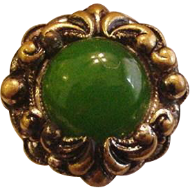 Rococo Style Cocktail Ring