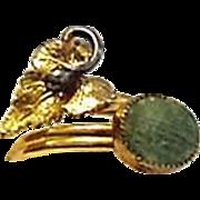 Sorrento Jade Ring