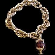 Hanging Latern Charm Bracelet