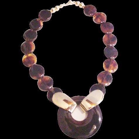 Trifari Kunio Matsumoto Necklace
