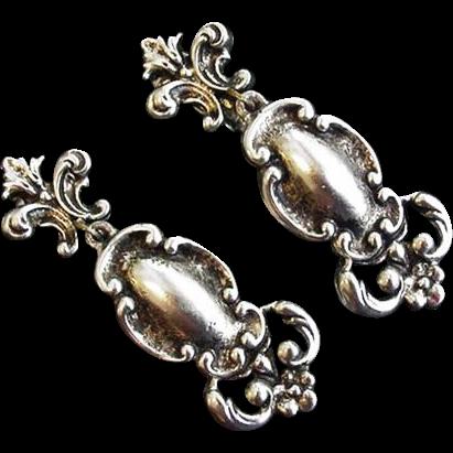 Victorian Revival Earrings