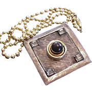 Vendome Mid Century Rhinestone Necklace