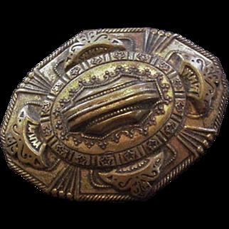Victorian Revival Pin