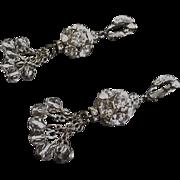 Crystal Rhinestine Earrings