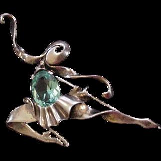 Boucher Skater Pin