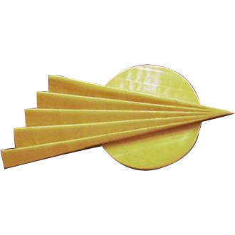 Art Deco Bakelite Pin