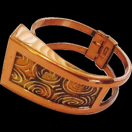 Matisse Renior Copper Bracelet