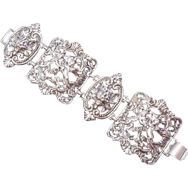 Renaissance Revival Bracelet