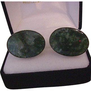 Connemara Marble Cufflinks