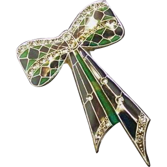 Catherine Popesco Enameled Pin