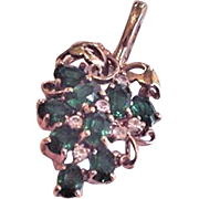 Green Rhinestone Pearl Enhancer