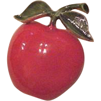 Apple Pin by Robert