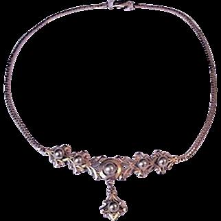 Retro Modern Necklace