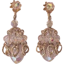 Chandelier Earrings Vendome Crystal