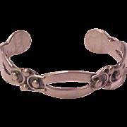 Sterling Silver Mexico Bracelet