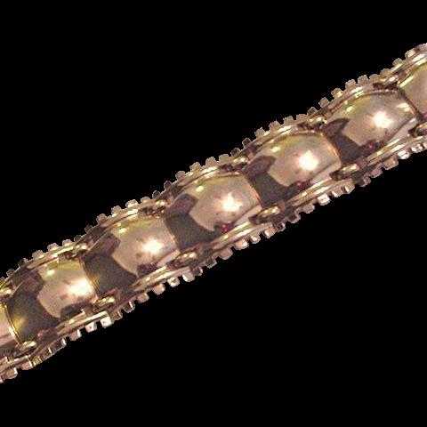Classy and High Quality Vintage Monet Bracelet