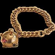Sputnik Vintage Rhinestone Bracelet