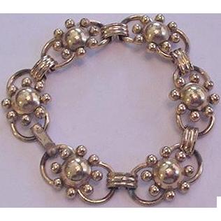 Retro Modern Bracelet