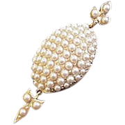 Pearl Enhancer Locket Pendant