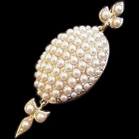 Pearl Enhancer Locket Pendant