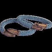Victorian Bypass Bracelets Set