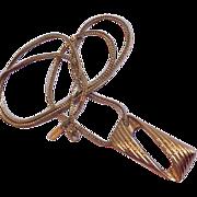 Sleek Monet Necklace
