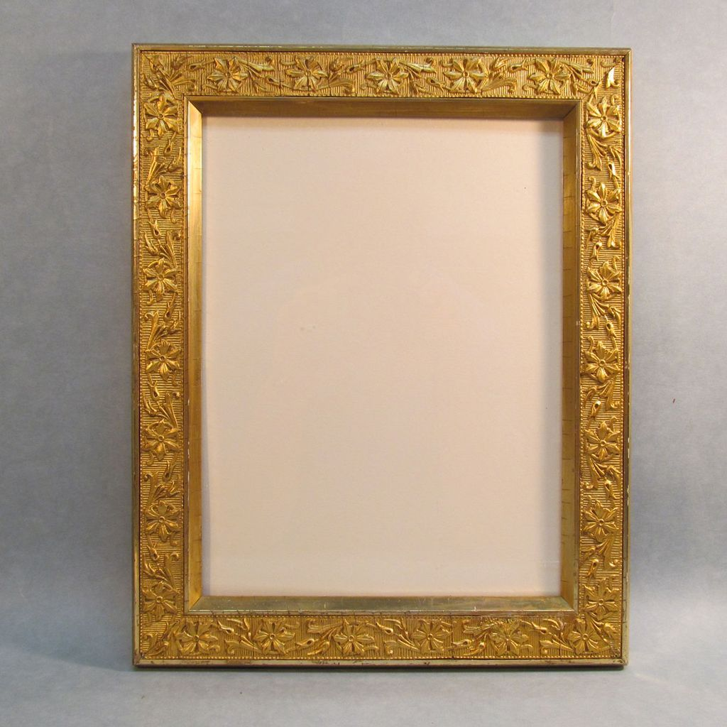 Victorian Aesthetic Gilt Frame 1880's SOLD on Ruby Lane