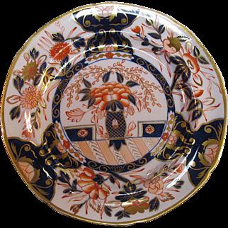 "Copeland ""Japan"" Plate ca. 1850"