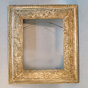 Victorian Frame with Ornate Molding