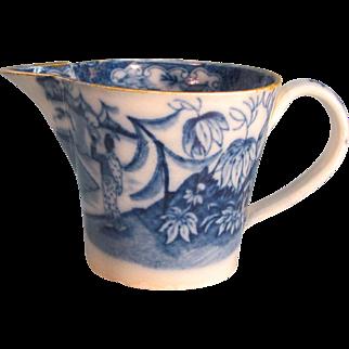 Pearlware Creamer ca. 1790-1810