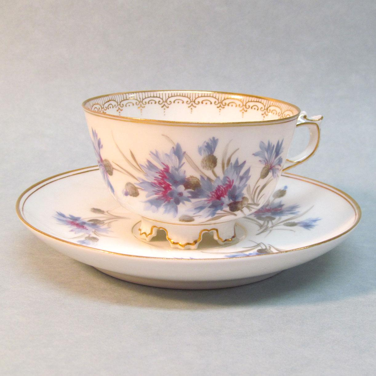 berlin porcelain kpm cup and saucer from rubylane sold. Black Bedroom Furniture Sets. Home Design Ideas