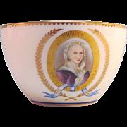 "Porcelain 1876 ""Centennial"" Teacup"